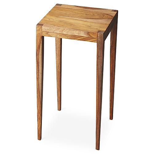 Madeline Side Table, Honey
