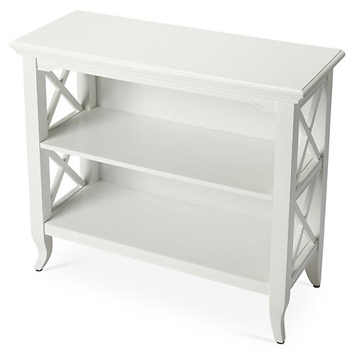 Davan Short Bookcase