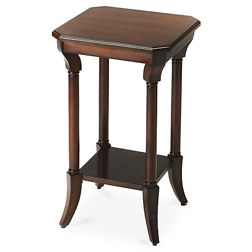 Holdrege Side Table, Espresso