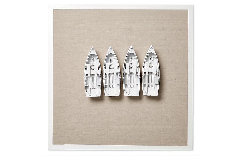 Dawne Wolfe, Row Boats