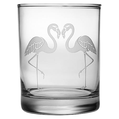 S/4 Flamingo DOF Glasses