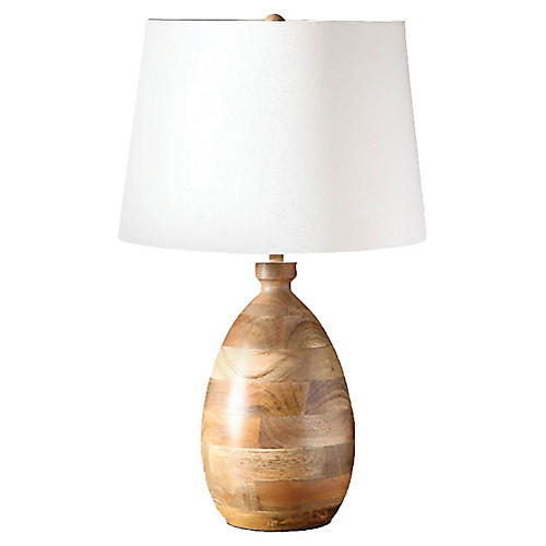 Nanna Table Lamp, Natural