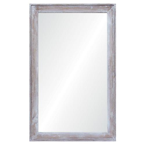 Madison Wall Mirror, Whitewash