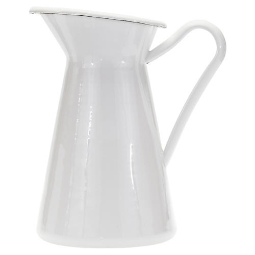Martha Pitcher, White