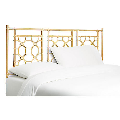 Ava Lattice Headboard