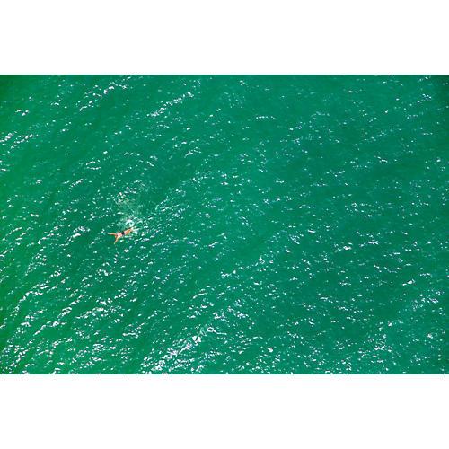 Gray Malin, Hamptons Lone Swimmer