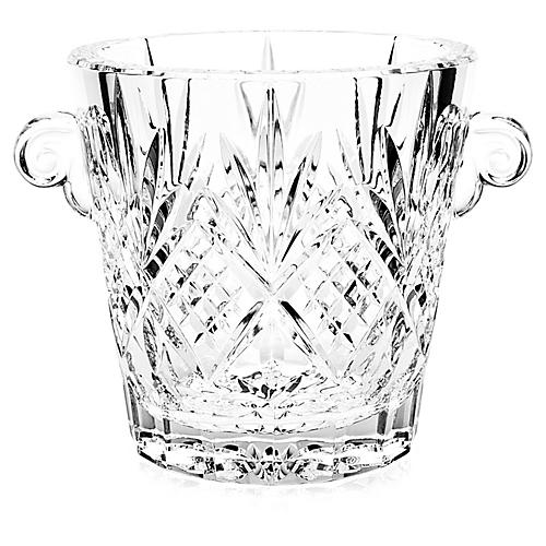 Crystal Dublin Ice Bucket