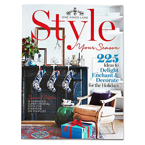 One Kings Lane: Style Your Season