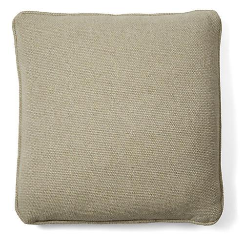 Lisburn 18x18 Pillow, Linen