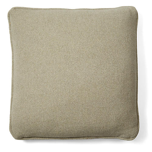 Lisburn 18x18 Pillow, Linen