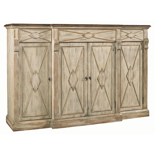"Navi 77"" Diamond Sideboard, Dune"
