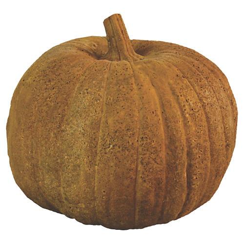"13"" Pumpkin, Sandstone"