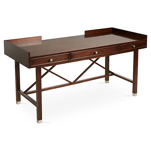 "Skyloft 66"" Console, Walnut"
