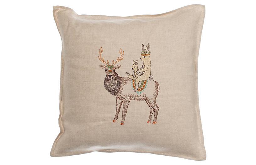 Keeper 16x16 Pillow