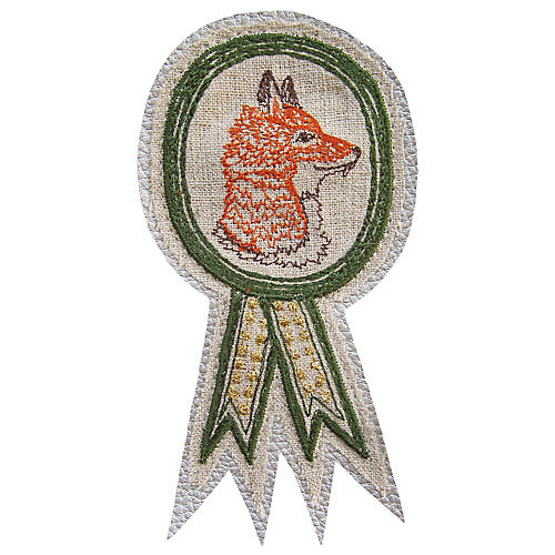 Foxy Badge Pin