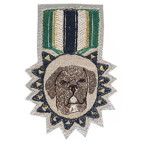 Paco Badge Pin