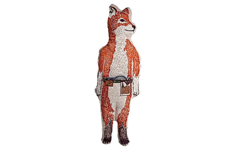 Fox Pocket Doll