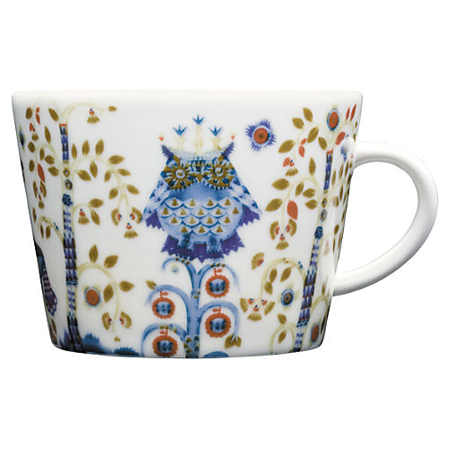 Taika Coffee Cup, White