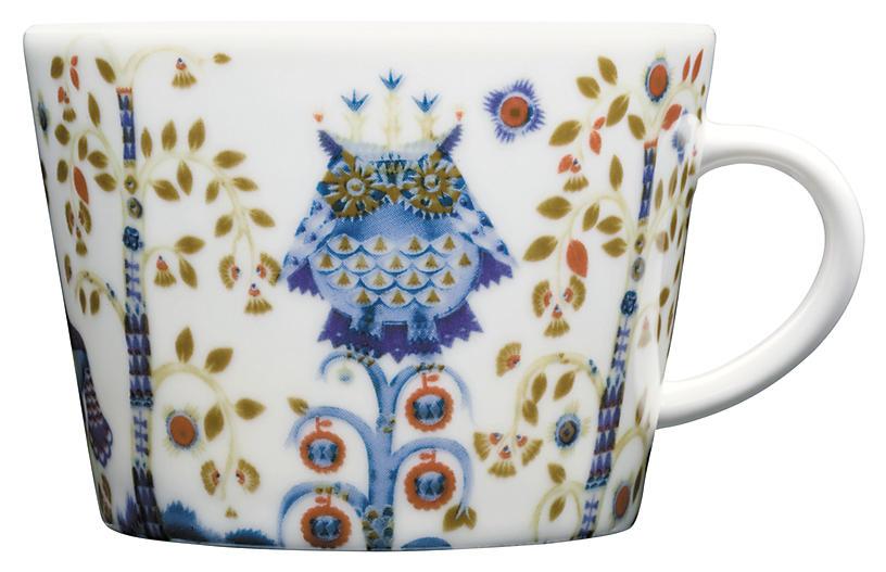 Taika Coffee Cup, White