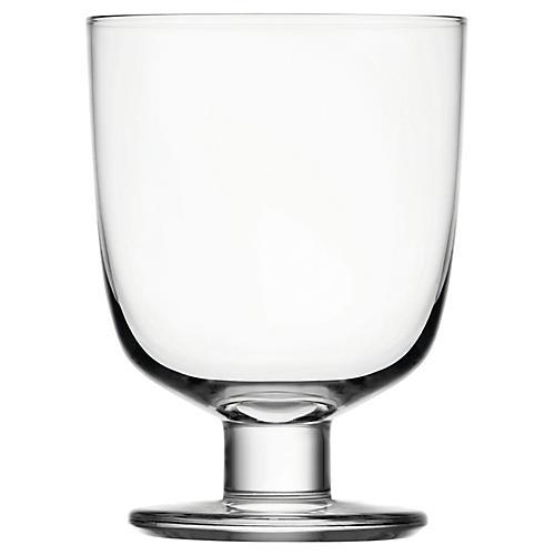 S/4 Lempi Glasses, Clear
