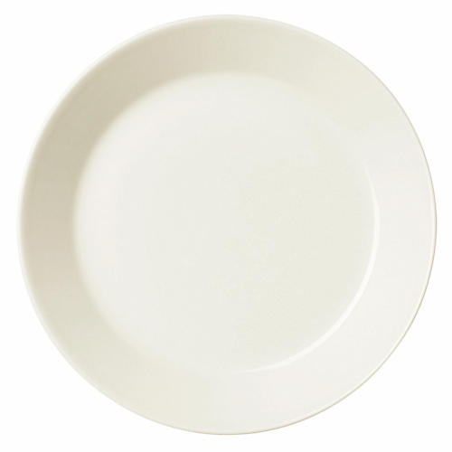 Teema Bread Plate, White