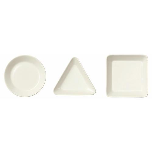 Asst. of 3 Teema Serving Set, White