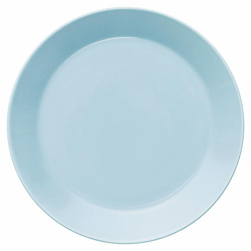 Teema Salad Plate, Light Blue