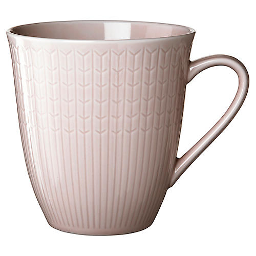 Swedish Grace Mug, Rose