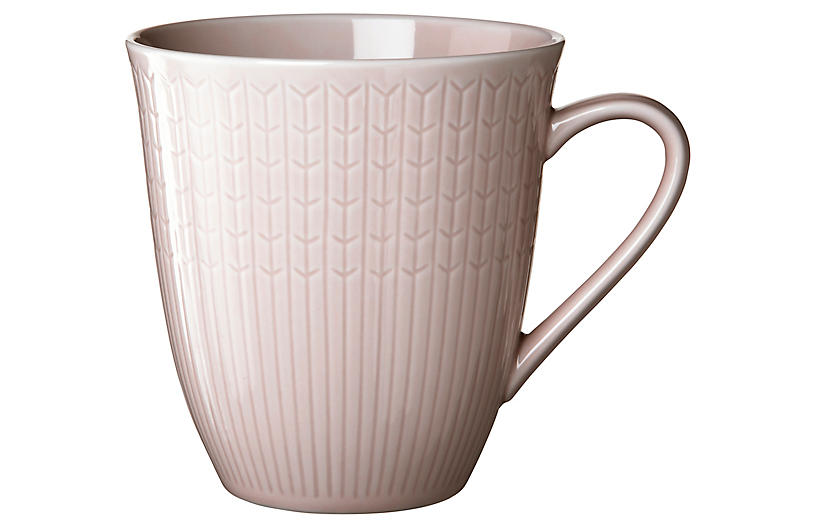 Swedish Grace Mug, Rose