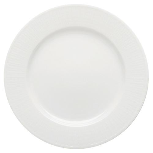 Swedish Grace Bread Plate, Snow