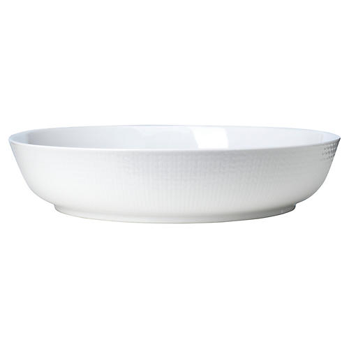 Swedish Grace Baking Dish, Snow
