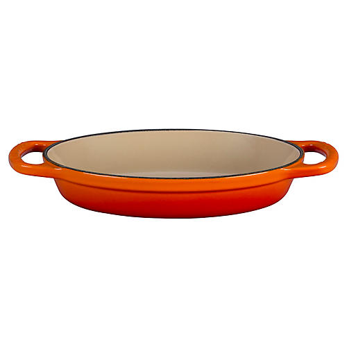 Signature Oval Baker, Flame
