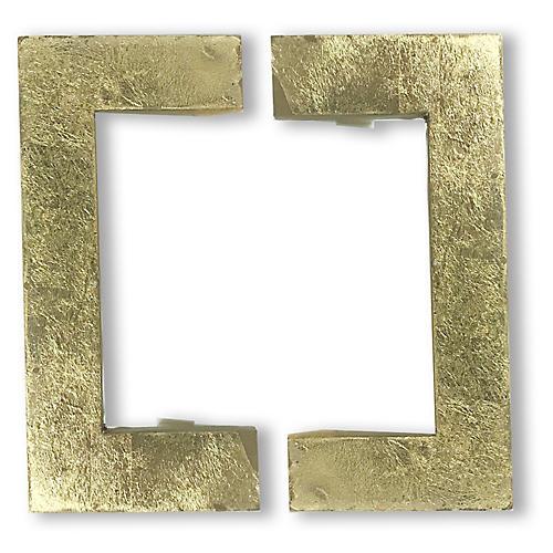 S/2 Watson Small Pulls, Gold