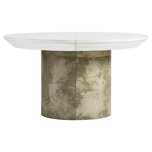 La Rampa Dining Table, Finca White