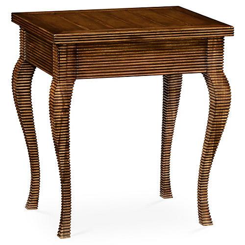 Malpas Side Table, Natural