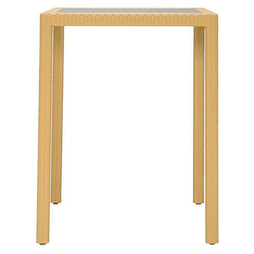 Janus Bar Table, Beige