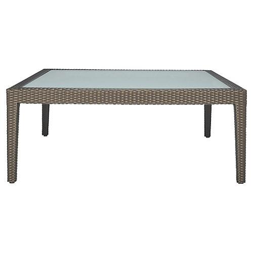 Quinta Coffee Table, Bronze