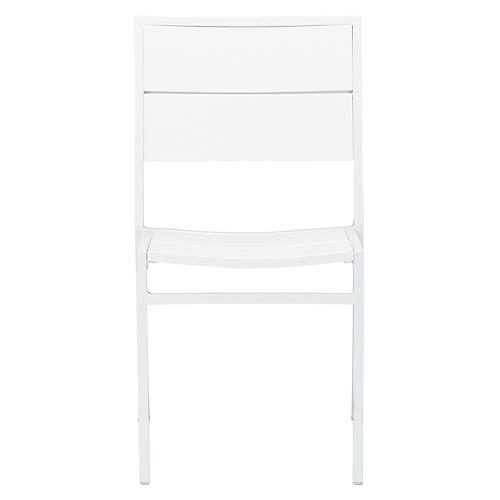 Koko Side Chair, White