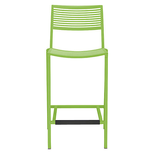 Easy Counter Stool, Green