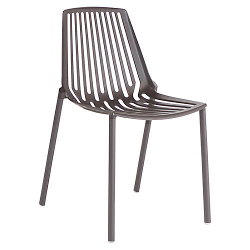 Rion Side Chair, Espresso