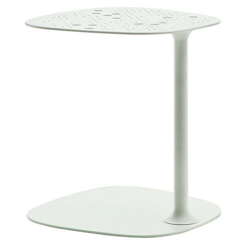 Candido Side Table, White