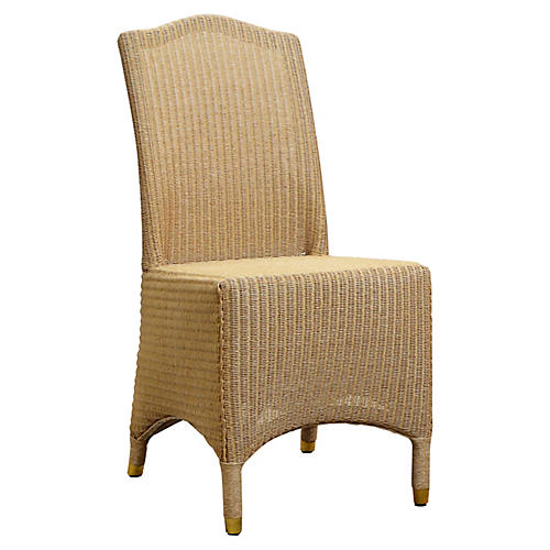 Napoleon Side Chair, Pearl