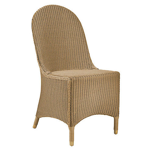 London Side Chair, Natural