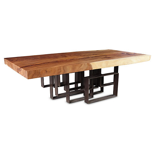 Score Coffee Table, Rectangle
