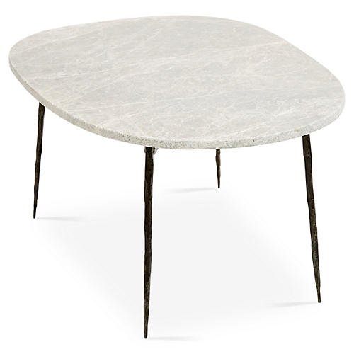 Mila Coffee Table, Gray