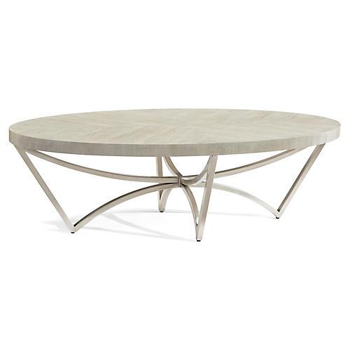 Gretville Coffee Table, Gray Oak