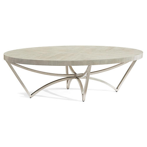 Gretville Coffee Table, Gray Oak