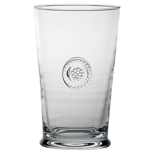 Berry & Thread Highball Glass, Clear