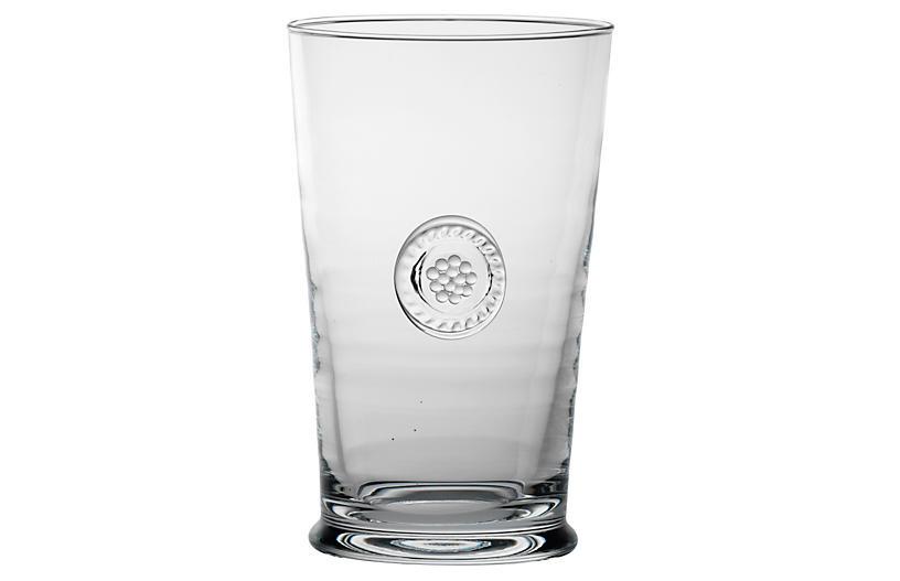 Berry & Thread Highball Glass, Clear