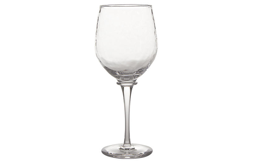Carine Red-Wine Glass, Clear